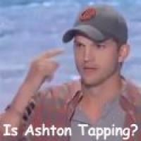 Is Ashton Kutcher Doing EFT Tapping?