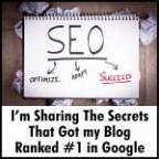 The Secrets That Got My Blog #1 Ranking in Google