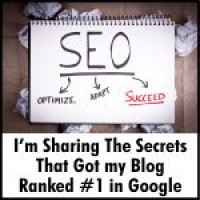 The Secrets That Got My Blog #1 Ranking in Google
