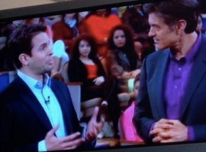 Dr. Oz Talks Tapping with Nick Ortner