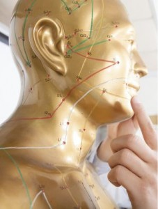 Stimulating Acupoints Can Relieve Pain