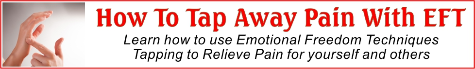 How To Tap Away Pain with EFT Workshop