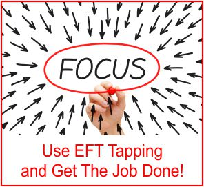 Focus and Finish EFT Tapping Audio and Script with Gwenn Bonnell