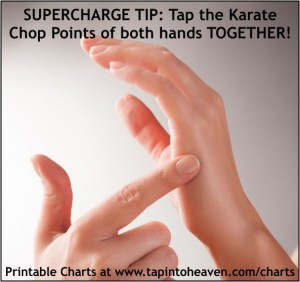 Karate-Chop-Point
