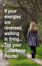 Walking should be energizing