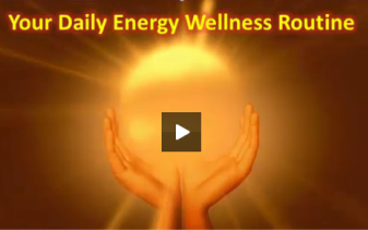 Daily Energy Wellness Routine