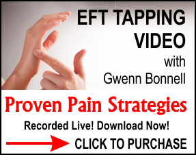 Order Your Pain Strategies Live Tapping Workshop Video Replay Now
