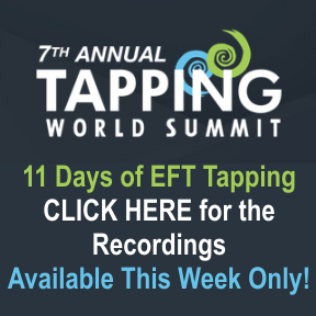 Click Here for Your Tapping World Summit Replays