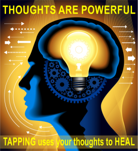 Use EFT Tapping to Decode Your Painful Thoughts
